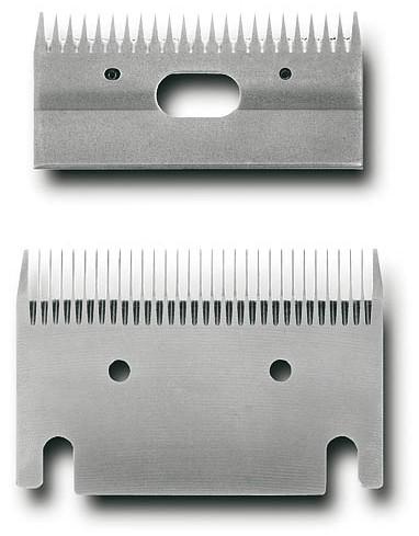 Akumulátorový strihací strojček EQUI-CLIP · Nože 122 pre strihanie